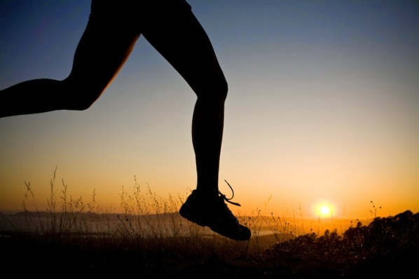 female-legs-silhouette-running-sunset-bay-area